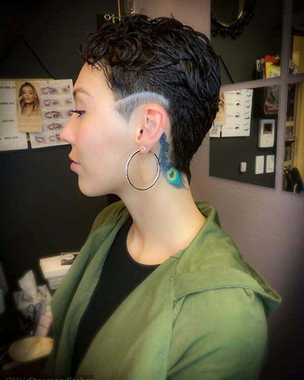 pixie hair cuts 2021