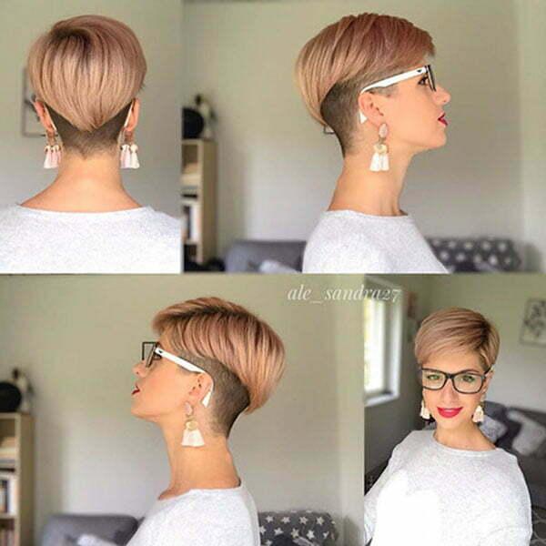 pixie hair style 2021
