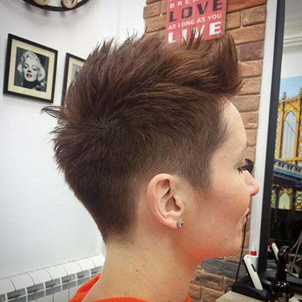 pixie haircuts for 2021