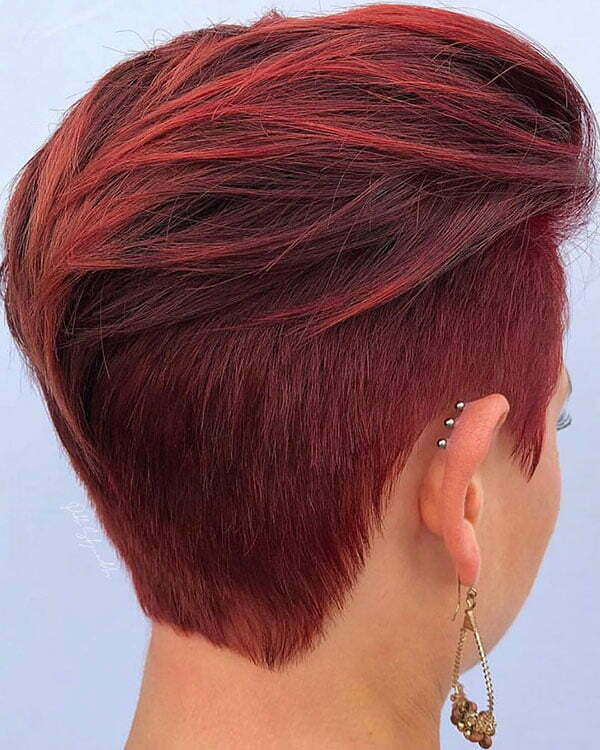 pixie style hairstyles