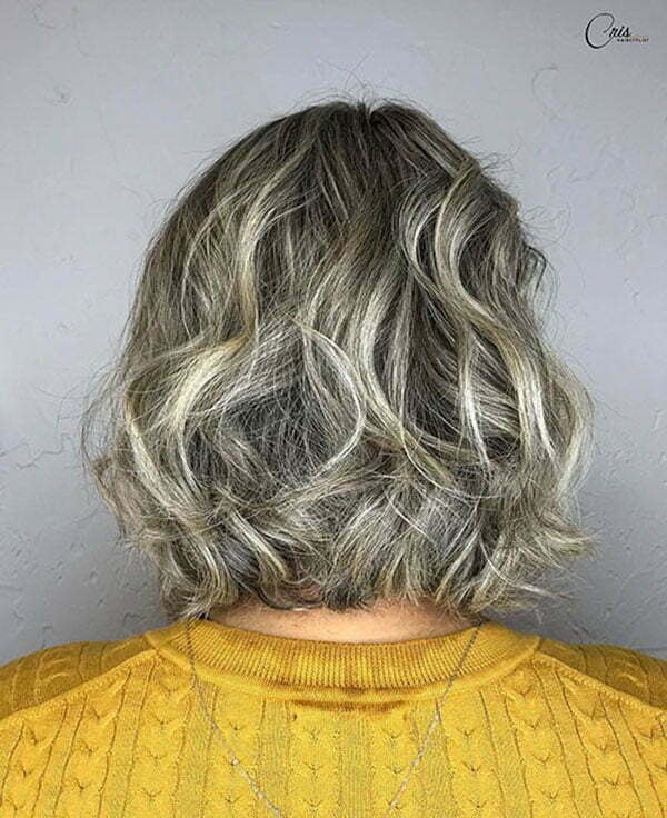 short bob cut