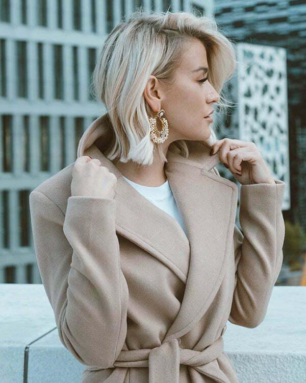short hair cut styles for women