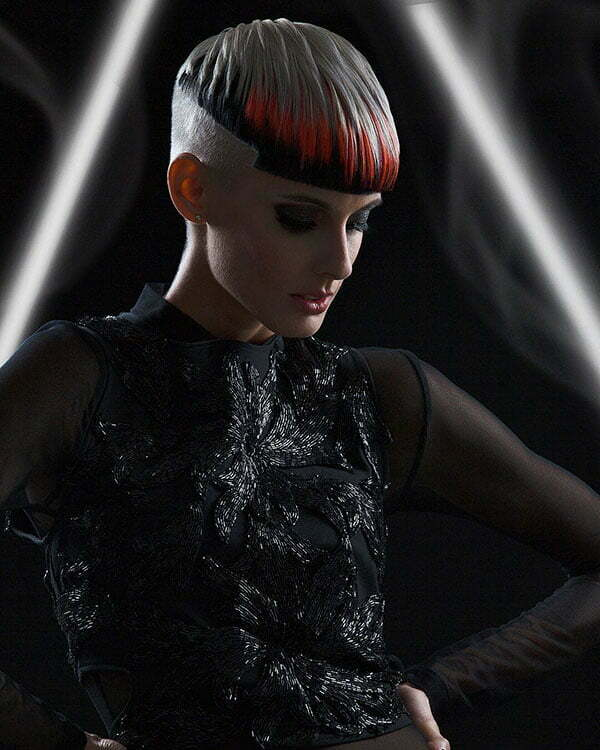 short hair cuts for woman 2021