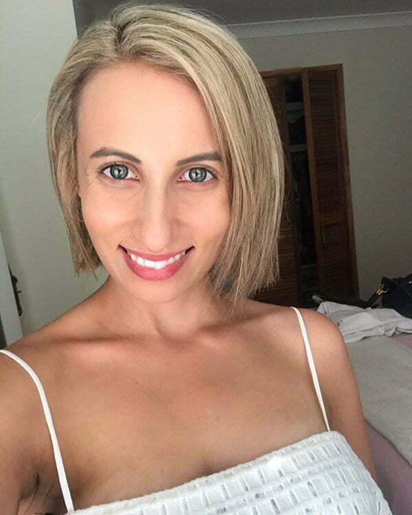 short hair ladies 2021