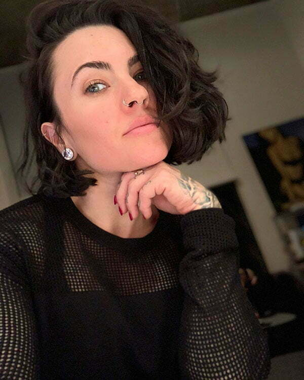 short hair styles for ladies