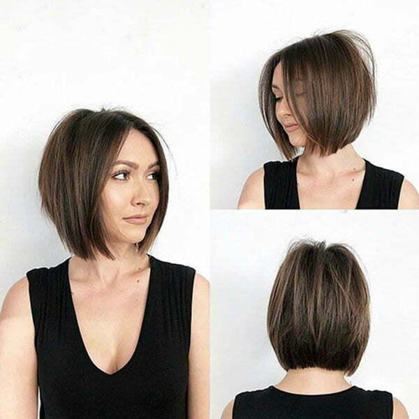 short haircuts bob cut