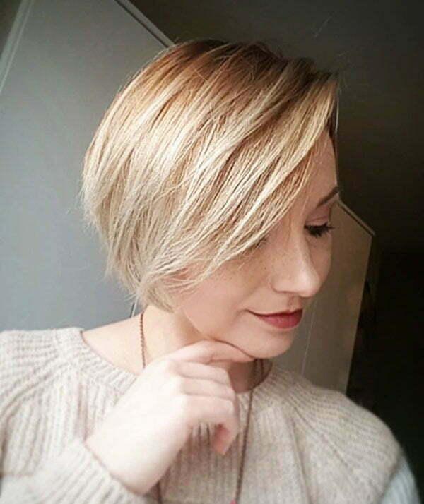 short hairdos for women