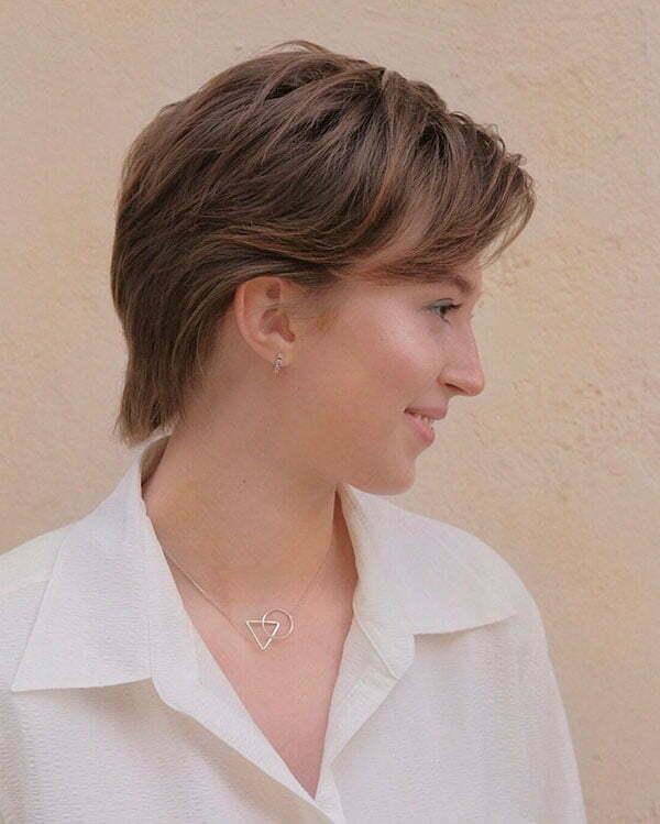 short short hair styles