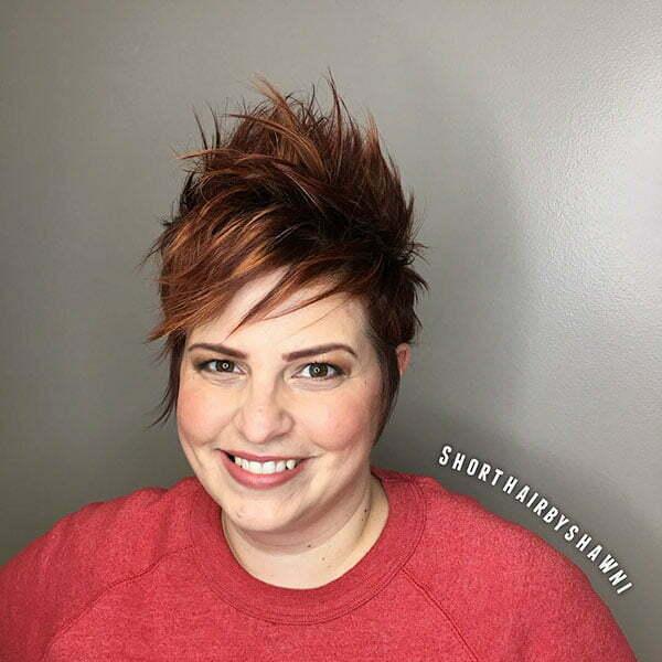 super short women's haircuts 2021