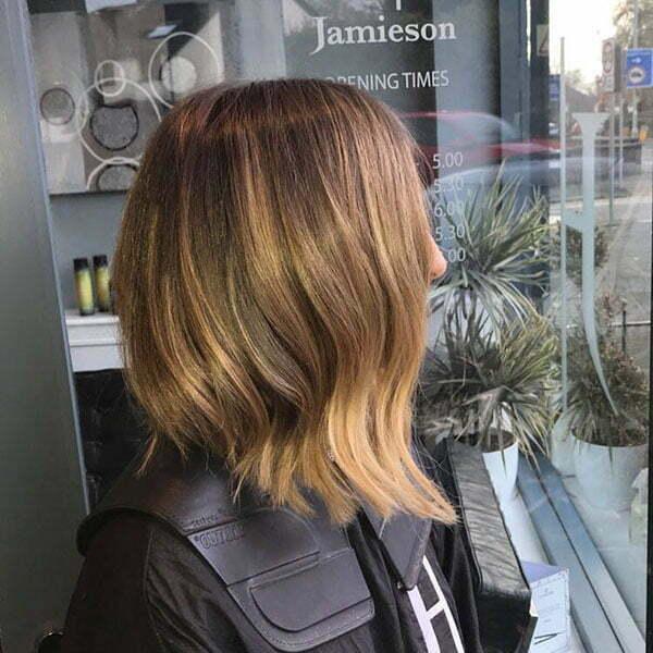 the bob hair cut