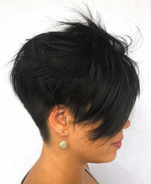 the pixie cut hairstyles
