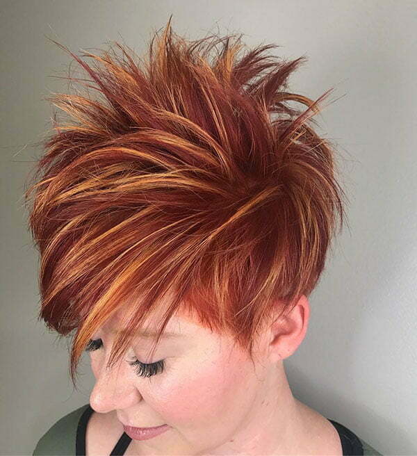 top pixie haircuts
