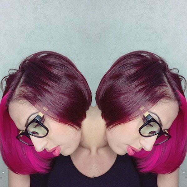 trendy hairstyles 2021 short hair