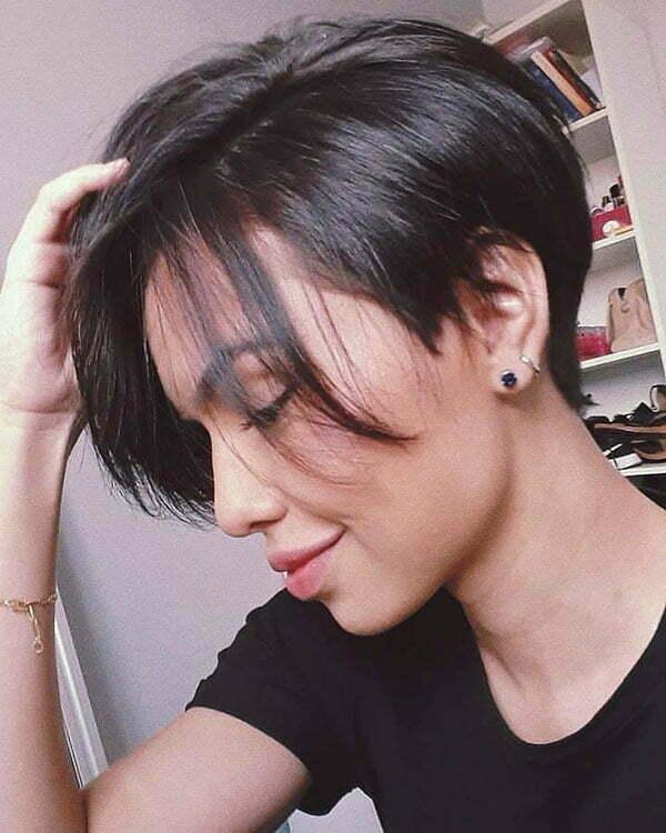 trendy pixie haircuts 2021