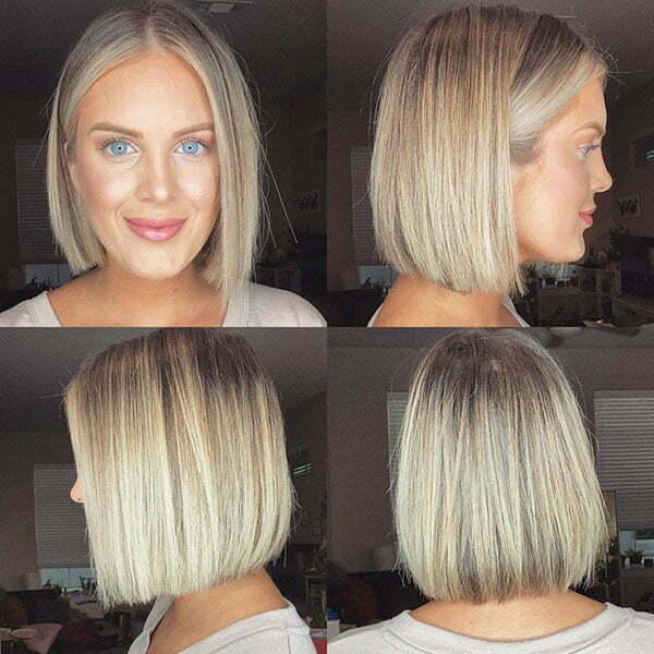 womens hair styles short