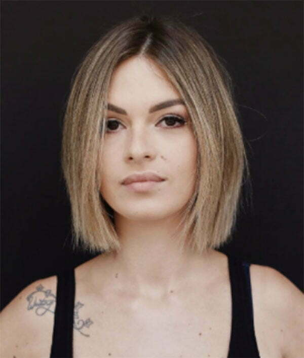 2021 short hairstyle