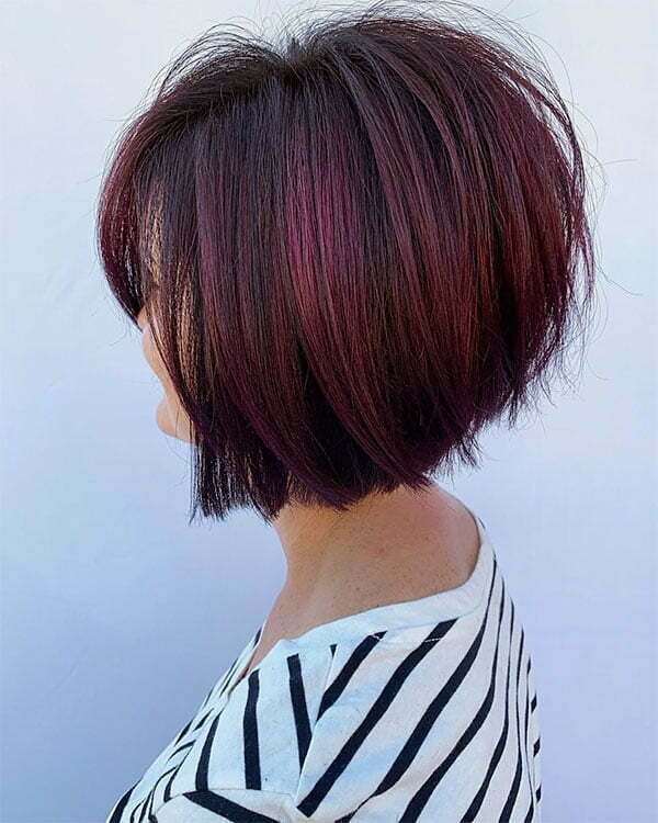 autumn red hair color