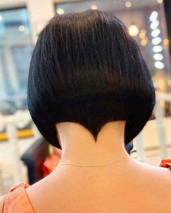 beautiful straight hairstyles