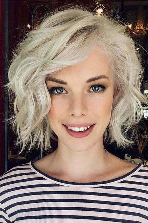 beautiful wavy hairstyles