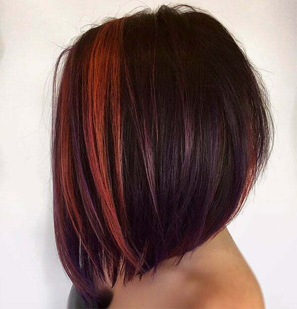 best colors for red hair