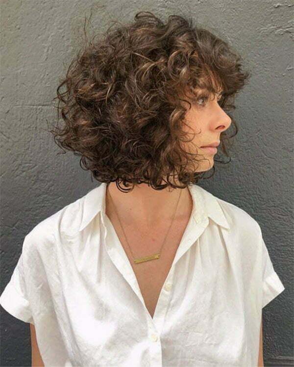 best curly hair haircuts