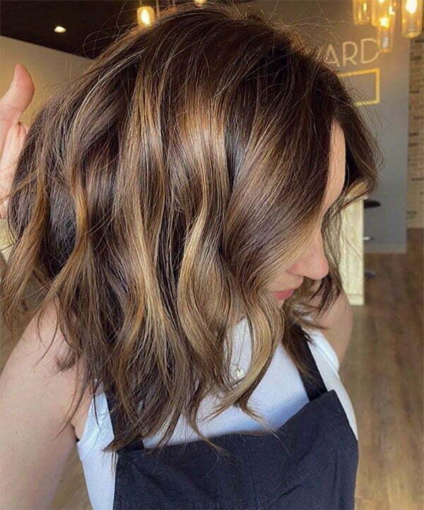best cut for wavy hair