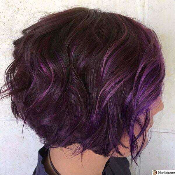 best hot purple