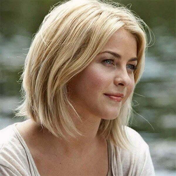 blond hair colors for short hair
