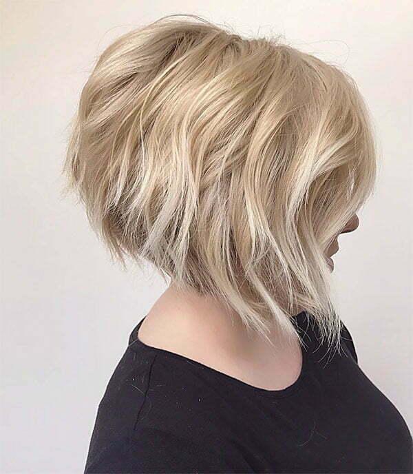 blonde hair color ideas for short hair