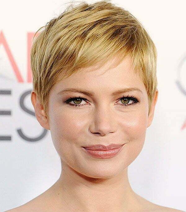 blonde hair female
