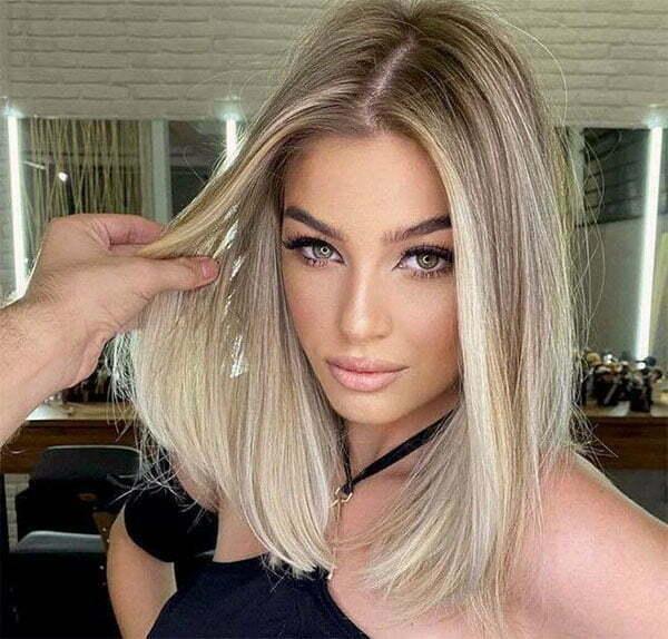 blonde hair for women
