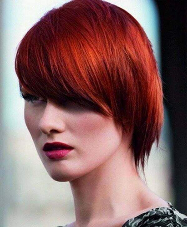 cool redhead