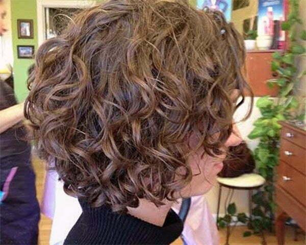 curly hair haircut ideas