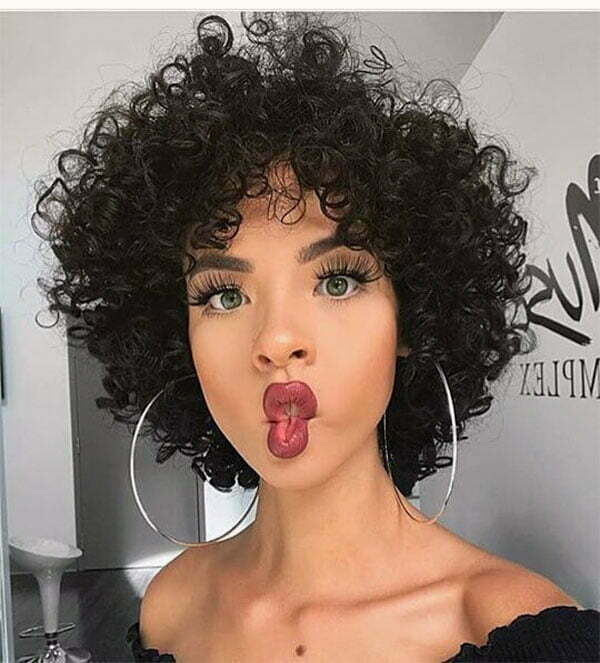 curly hair trends