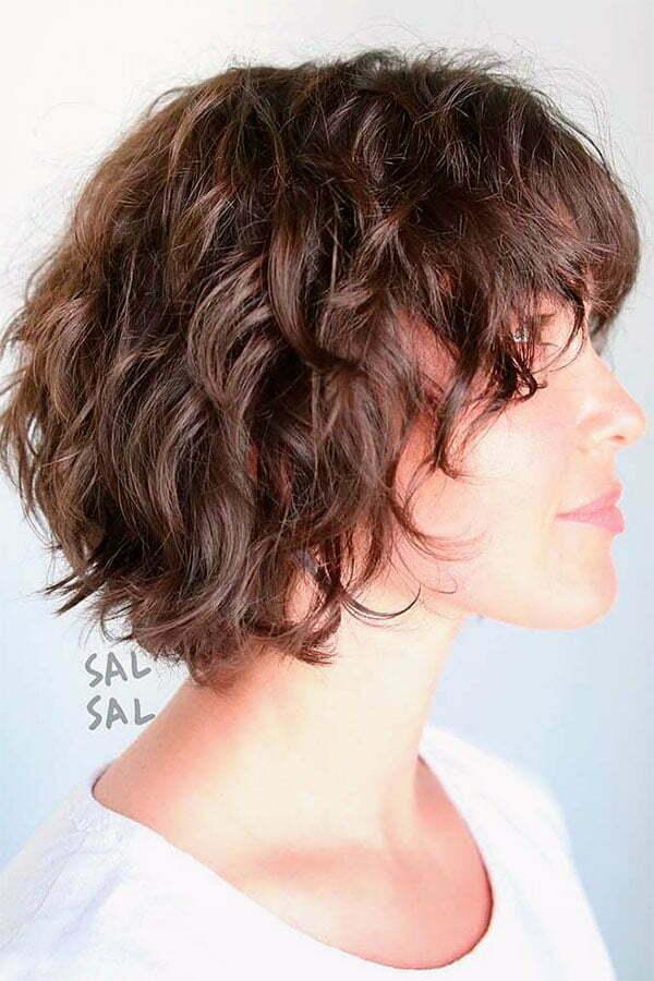 curly haircut ideas