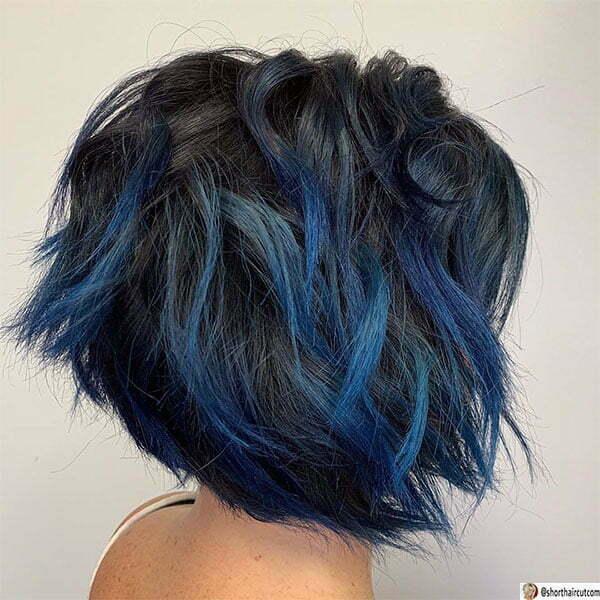 cut blue