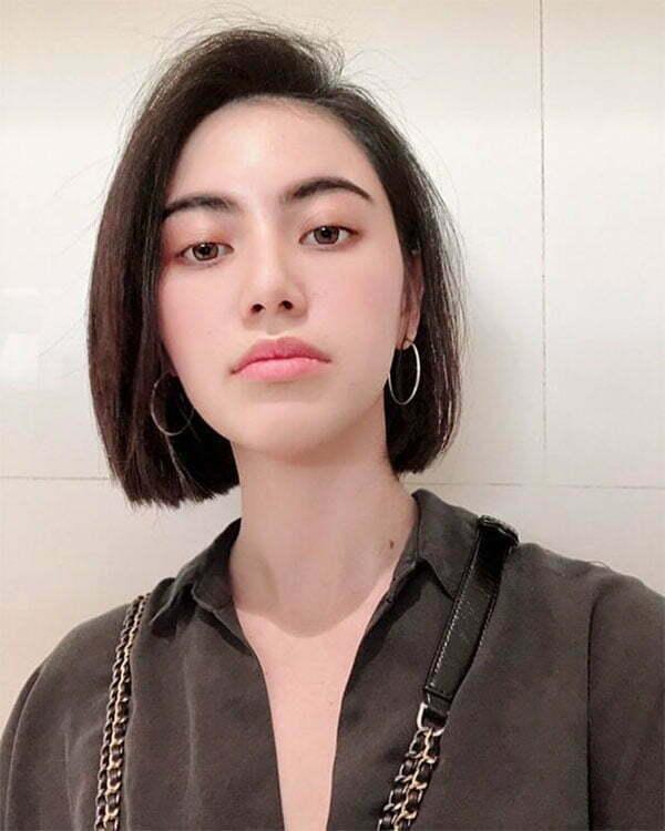 cute haircuts straight hair