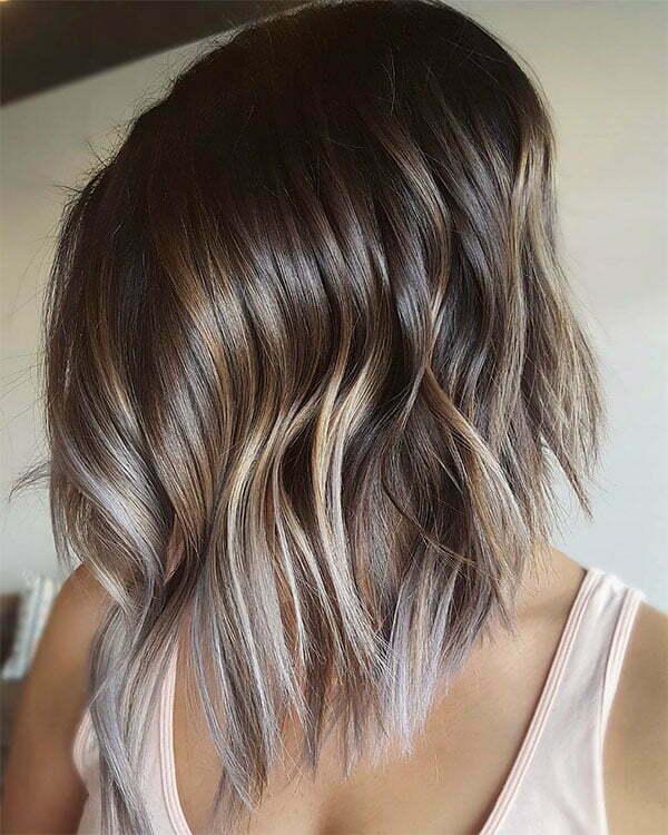 cute hairstyles for wavy hair