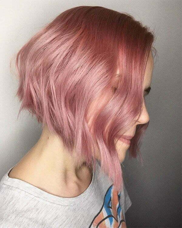 cute pink hair ideas