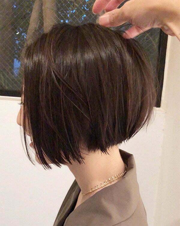 cute straight hair styles