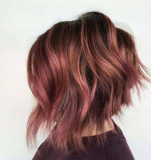 cute wavy hair hairstyles