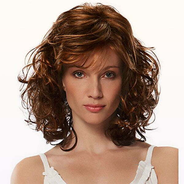 easy cute curly hairstyles