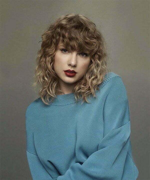 female curls