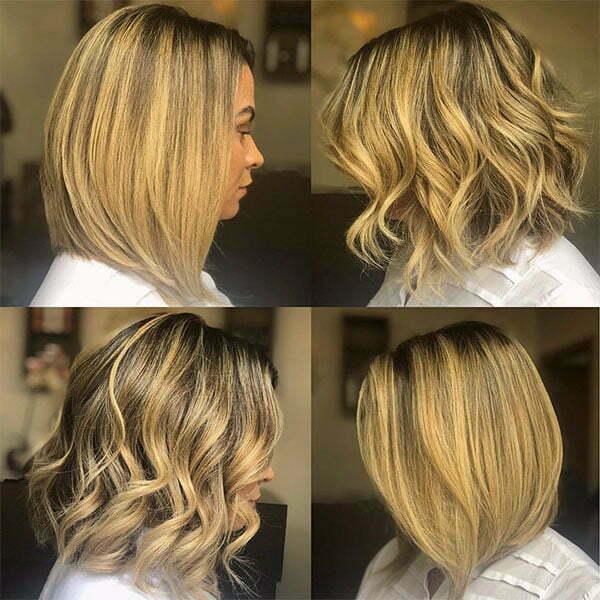 good haircuts for wavy hair
