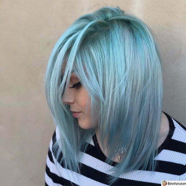 gorgeous hot blue