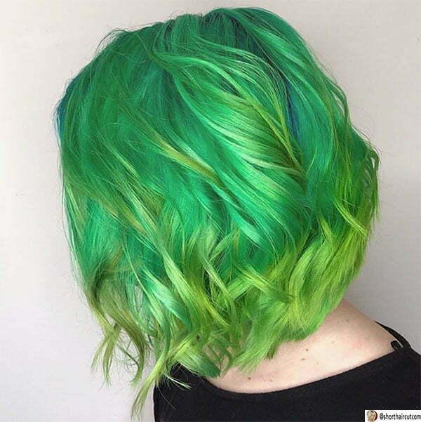 gorgeous hot green