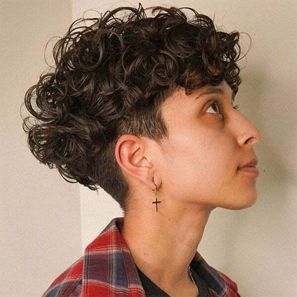 hair curls pics