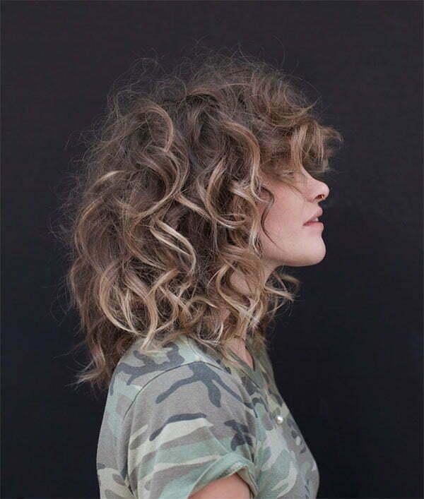 hair cut for curly hair