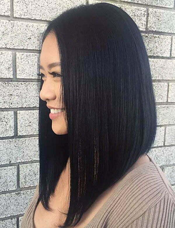 hair cut for straight hairs