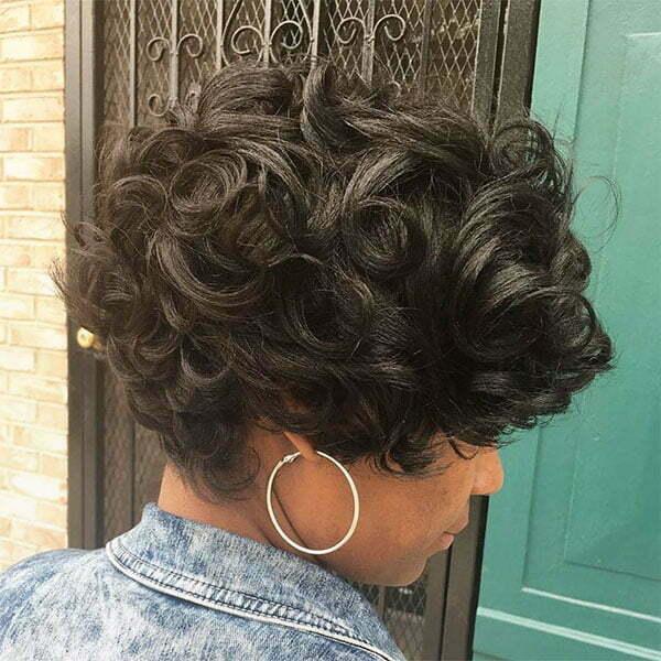 hair cuts for curly hair women